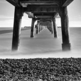 Deal Pier (Fine Art High Key Silver Efex)