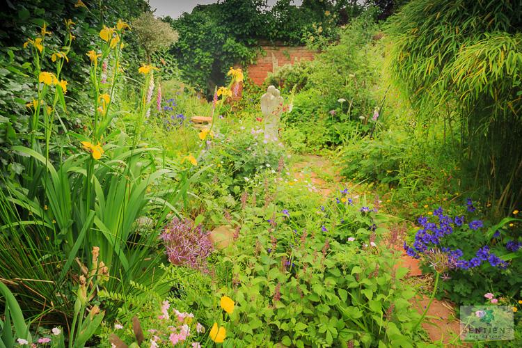 The Old Malt House Garden, Norfolk