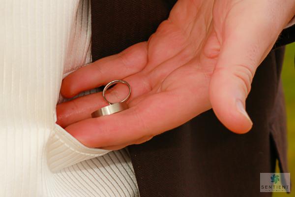 Wedding Rings Put Away Safely