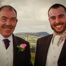 Father & Groom
