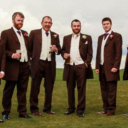 The Groom's Men