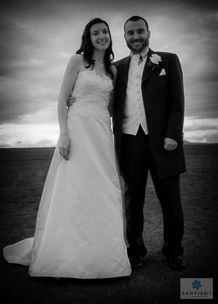 Bride & Groom in Peak District