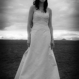 Bride Near Shuttlingsloe