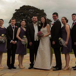 Bride, Groom, Bridesmaids & Ushers