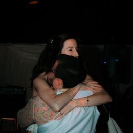 First Dance Hugs