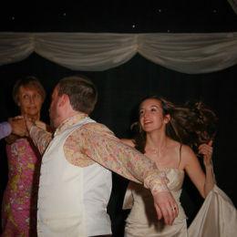 Wedding Barn Dance Circle