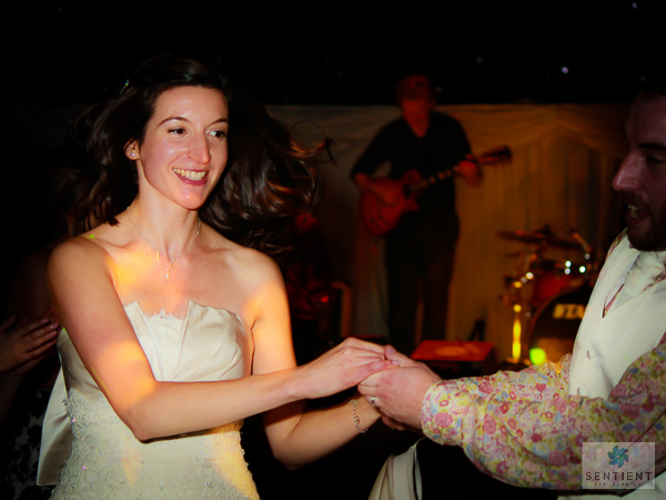Bride Barn Dance