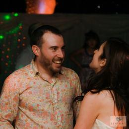 Bride & Groom Disco Dance
