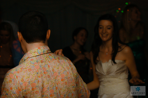 Groom & Bride Disco Dance
