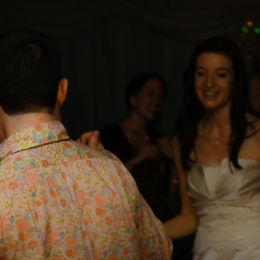 Groom & Bride Disco Dance