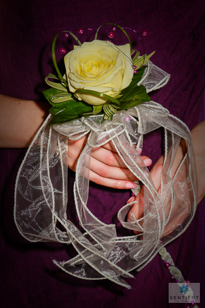 Brides Maid's Flower