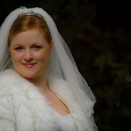 Bride Pre-Wedding Portrait