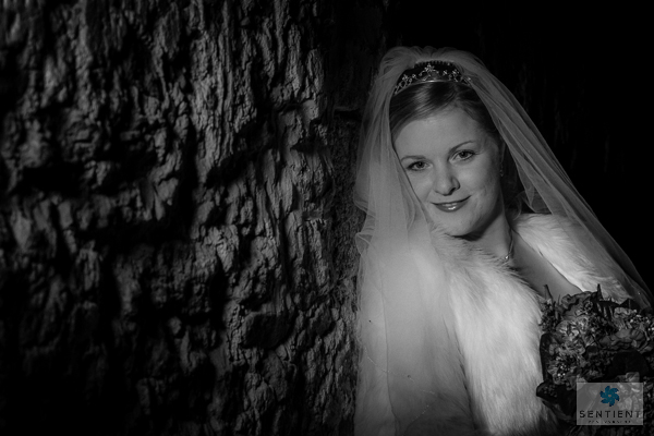 Mono Bride in Barn