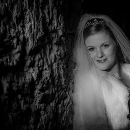 Mono Bride in Barn