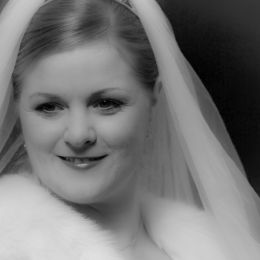 Bride Pre Wedding Mono Portrait