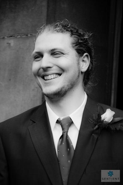 Pre-Wedding Smile