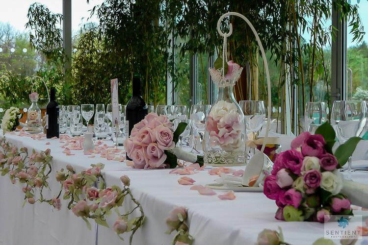 Wedding Reception Top Table