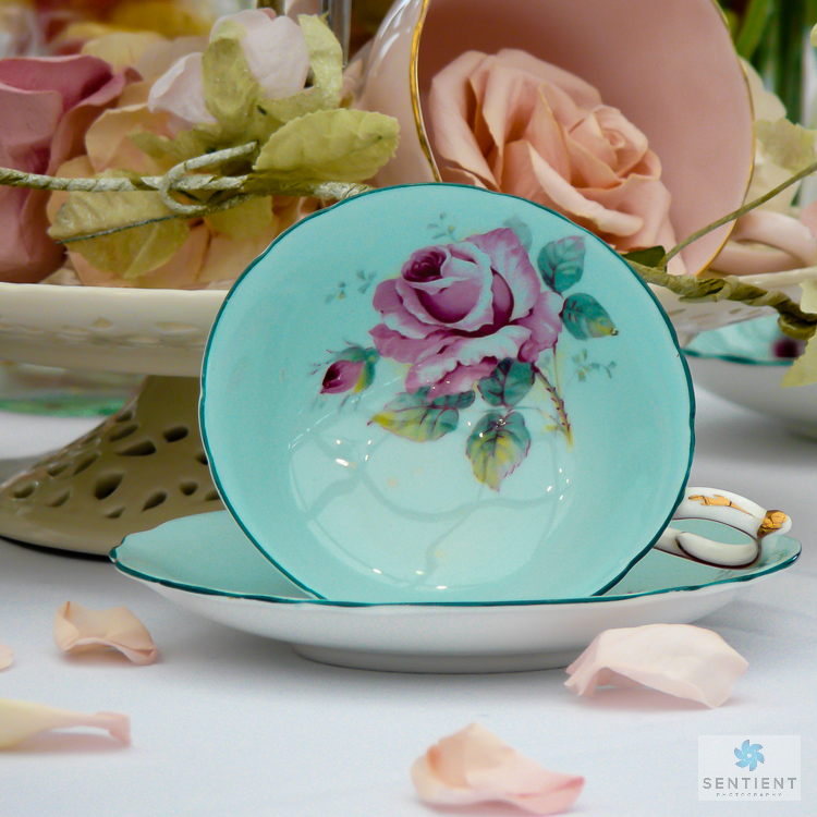 Wedding Reception Tea Cup