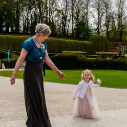 Bridesmaid & Groom's Mother Dance