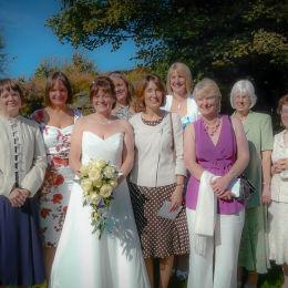 Bride & Nurses