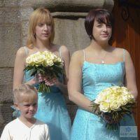 Bridesmaids' Smiles