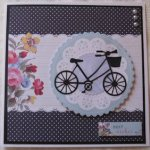 Bicycle - Greeting card
