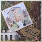 Garden Shed - Card