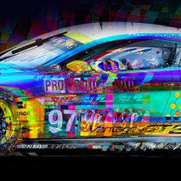 Aston Martin-Vantage GT8