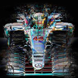 Lewis Hamilton Abu Dhabi 2016