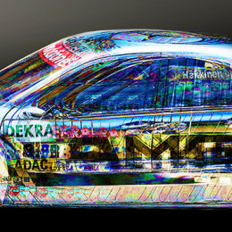 Mercedes Benz AMG C DTM