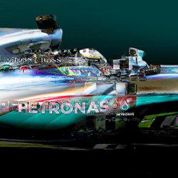 Mercedes F1 W07 Lewis