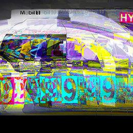 Porsche 919 Hybrid Side 2014