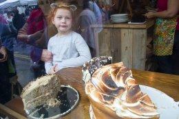 Kahaila cake shop, Brick Lane