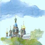 Church of Spilled Blood St Petersburg