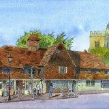 Old Post Office Sevenoaks Kent
