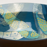 Microblue bowl
