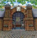 The Dial Arch - Royal Arsenal Riverside