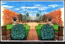 Garden design proposal
