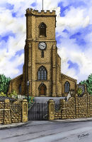 St Mary's Church - Bulwell