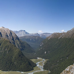 Routeburn Valley