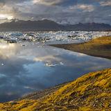 Joskuarlon ice lake