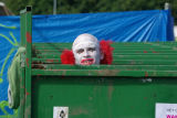 Glastonbury Clown