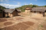 Madagascar Drying Coffee