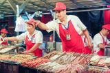 China Beijing Night Market