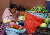 Bolivia La Paz Market