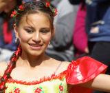 Bolivia La Paz Carnival Dancer