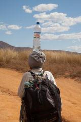 Madagascar  Bottle Head