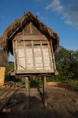 Madagascar Ratproof Grain Store