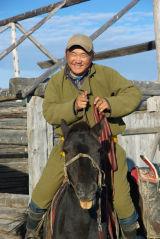 Mongolia Cowboy 2