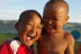 Mongolia Orphan Boys